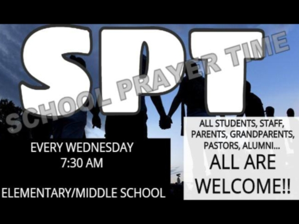 SPT- School Prayer Time