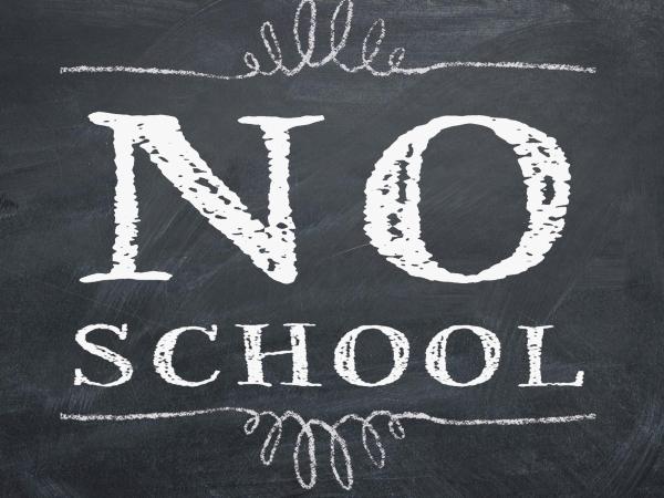 No School- Labor Day