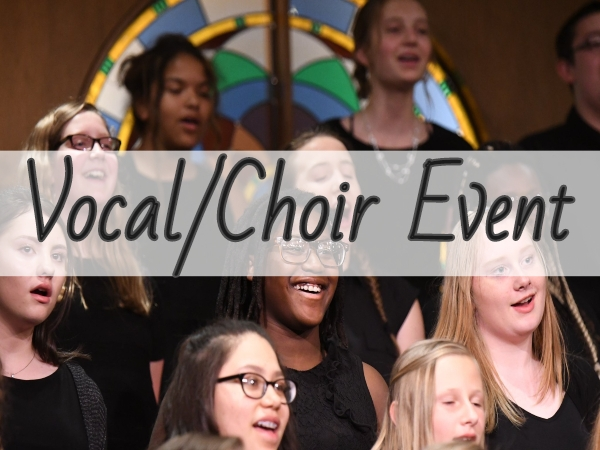 Cancelled: CANCELED- All State Music Festival