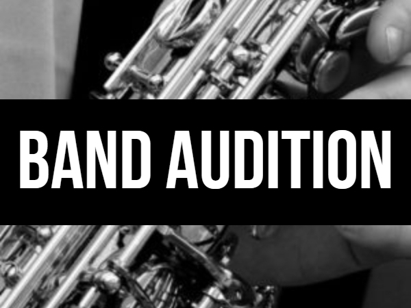SCIBA Honor Band Auditions (video)