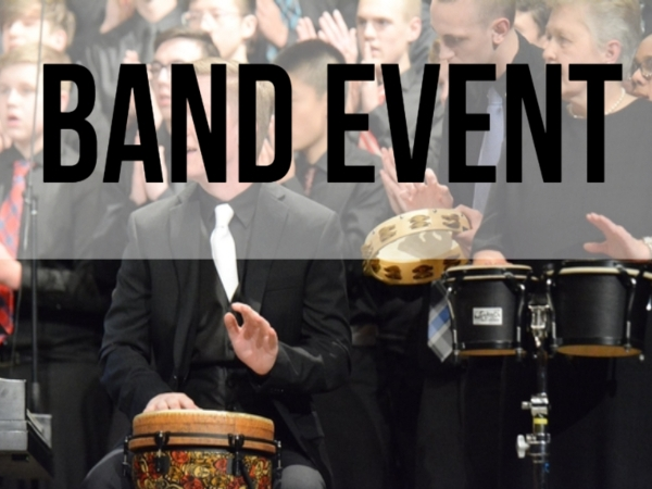 <strong>Cancelled:</strong> CANCELED- Drake University Honor Band Festival