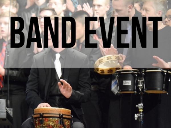 Cyclone Honor Band- Ames (High School)