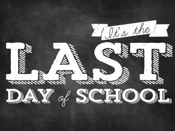 Last Day of School (Half Day)