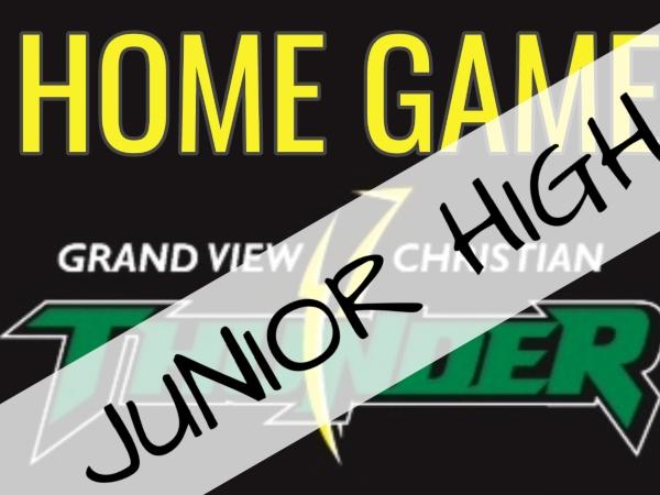 JH Volleyball vs. Pella Christian @ HOME