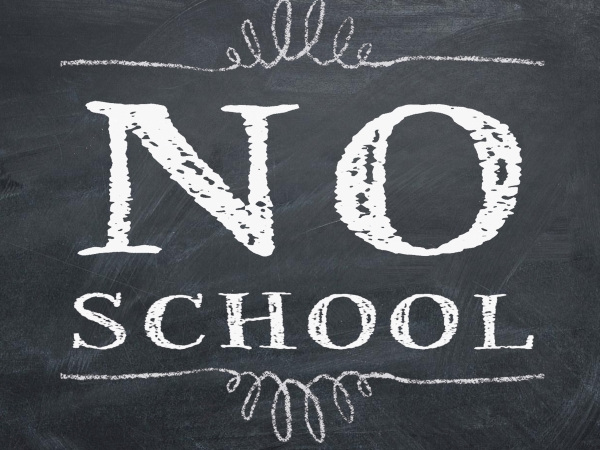 No School (Teacher in Service)
