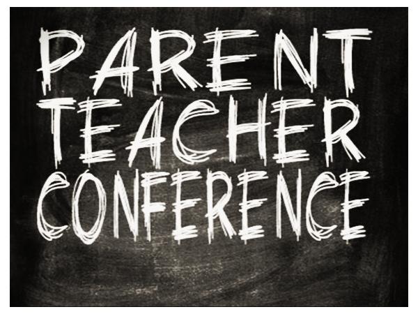 High School Parent Teacher Conferences 4-8pm