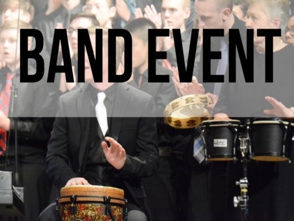 SCIBA Junior High Honor Band