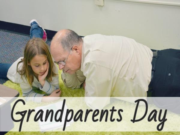 Grandparents Day (Elementary)