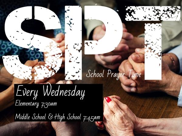 SPT- School Prayer Time