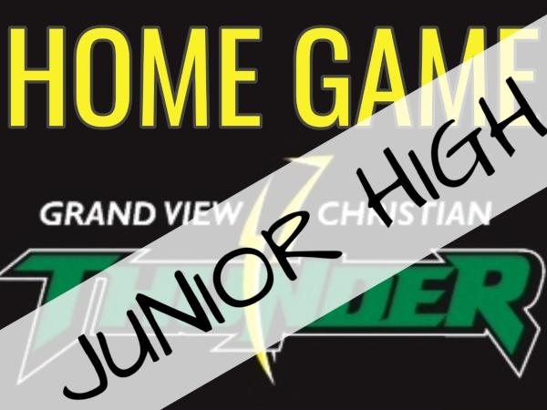 JH Girls Basketball (HOME @ GVC) vs. Pella Christian
