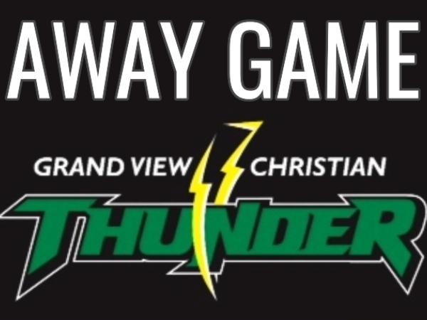 Varsity Boys Basketball Districts Round 1 @ Faith Baptist Bible College