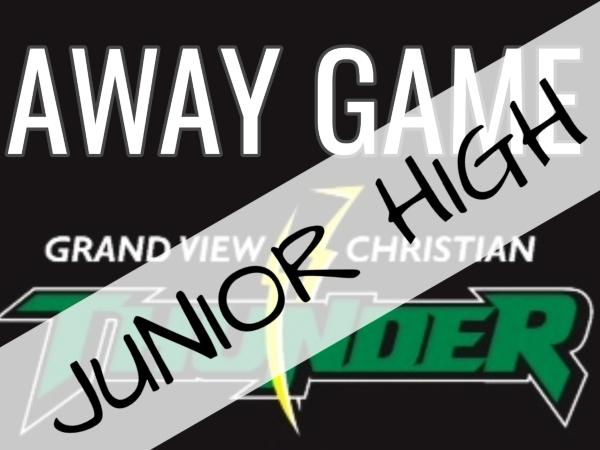 JH G/B Track @ Des Moines Christian School