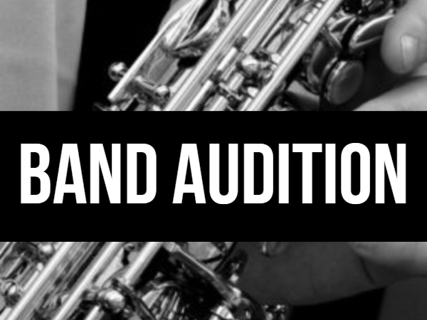 SCIBA Honor Band Auditions
