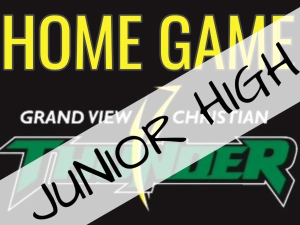 JH Football vs. Coon Rapids @ GVC