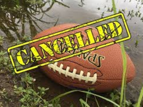 <strong>Cancelled:</strong> CANCELLED: JH Football vs. AGSWR @ Wellsburg