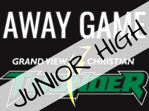 JH Football vs. GMG @ Garwin