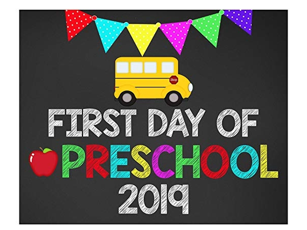 Preschool 4 and KT First  Day Visit 8-9am