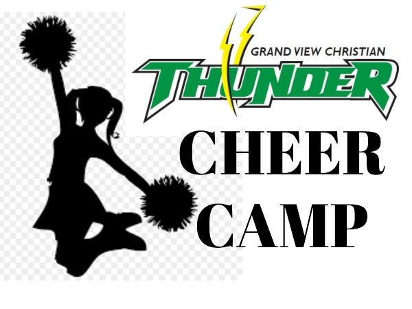 Elementary Cheer Camp @ GV High School Gym