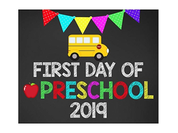 Preschool 3 First Day Visit 8-9am