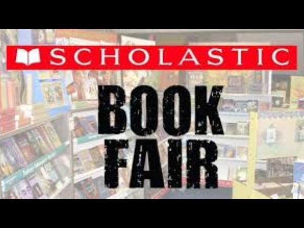 Scholastic Book Fair (Elementary/Middle School)